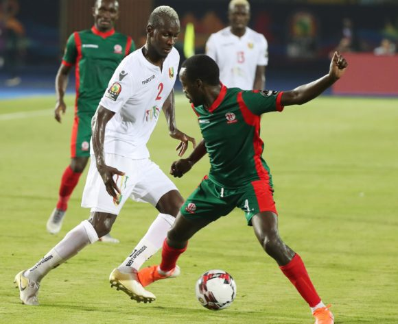 Mohamed Yattara of Guinea during the 2019 Africa Cup of Nations Finals football match between Burundi and Guinea at the Al Salam Stadium, Cairo, Egypt on 28 June 2019 ©Gavin Barker/BackpagePix