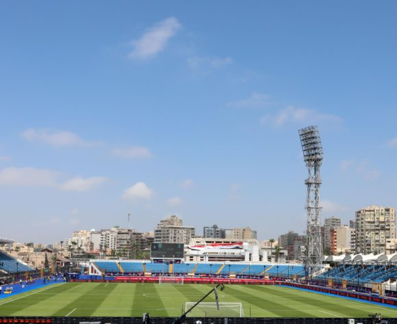 General View of Alexandria Stadium during the 2019 Africa Cup of Nations match between Madagascar and Nigeria at the Alexandria Stadium, Alexandria on the 30 June 2019 ©Muzi Ntombela/BackpagePix