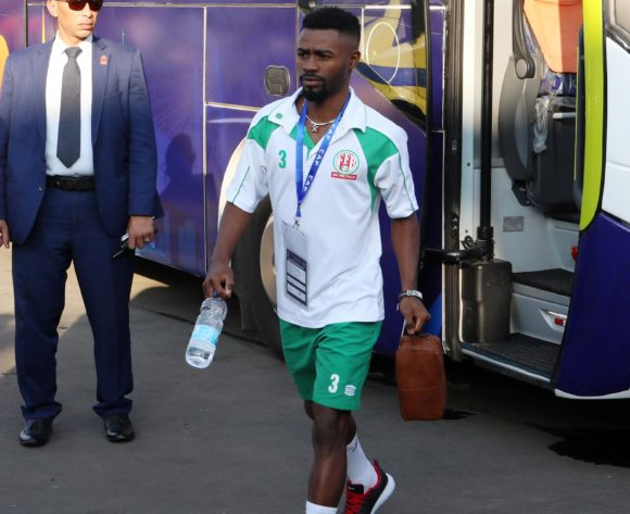 Elvis Kamsoba of Burundi during the 2019 Africa Cup of Nations Finals match between Nigeria and Burundi at the Alexandria Stadium, Alexandria on the 22 June 2019 ©Muzi Ntombela/BackpagePix