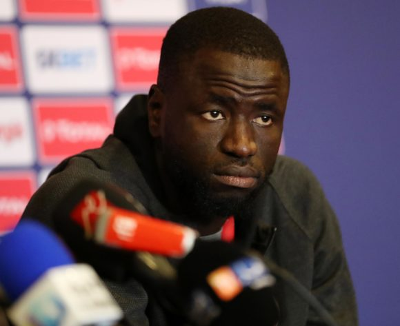Cheikhou Kouyate of Senegal during the 2019 Africa Cup of Nations Finals Senegal press conference at 30 June Stadium, Cairo, Egypt on 22 June 2019 ©Samuel Shivambu/BackpagePix