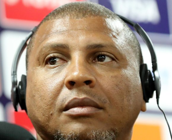 Ricardo Mannetti, coach of Namibia during the 2019 Africa Cup of Nations Finals Namibia press conference at AL- Salaam Stadium, Cairo, Egypt on 22 June 2019 ©Samuel Shivambu/BackpagePix