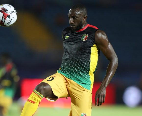 Moussa Marega of Mali warm up during the 2019 Africa Cup of Nations Finals football match between Mali and Mauritania at Suez Army Stadium, Suez, Egypt on 24 June 2019 ©Samuel Shivambu/BackpagePix