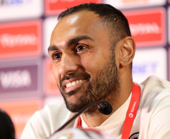 Ahmed El Mohamady of Egypt during the 2019 Africa Cup of Nations Finals Eqypt press conference at Cairo International Stadium, Cairo, Egypt on 25 June 2019 ©Samuel Shivambu/BackpagePix