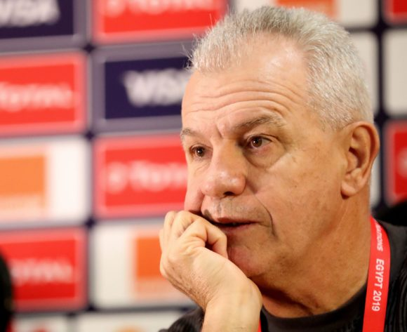 Javier Aguirre, coach of Egypt during the 2019 Africa Cup of Nations Finals Eqypt press conference at Cairo International Stadium, Cairo, Egypt on 25 June 2019 ©Samuel Shivambu/BackpagePix