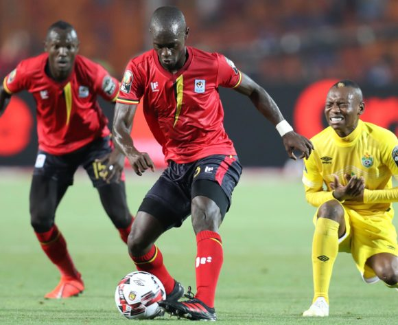Uganda move closer to last 16 with 1-1 draw