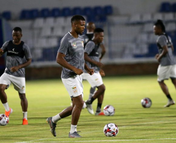 GV of Benin team training during the 2019 Africa Cup of Nations Finals Benin Training at Ismailia Stadium,Ismailia,Egypt on 23 June 2019 ©BackpagePix