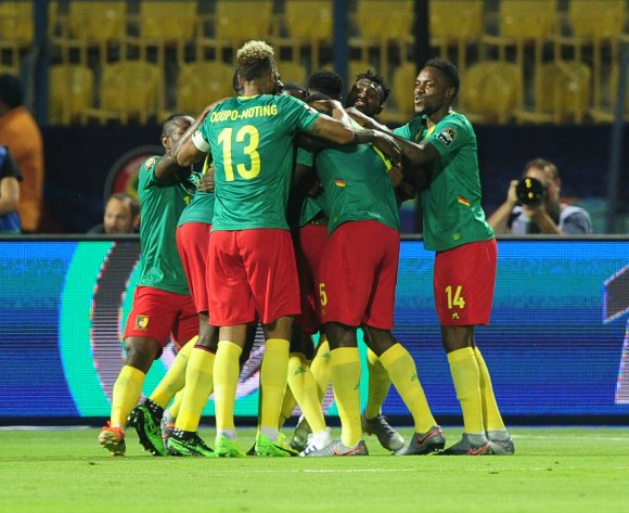 AFCON champions off to winning start