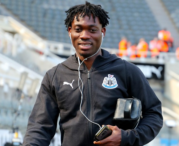Christian Atsu hoping to bury the demons of 2015