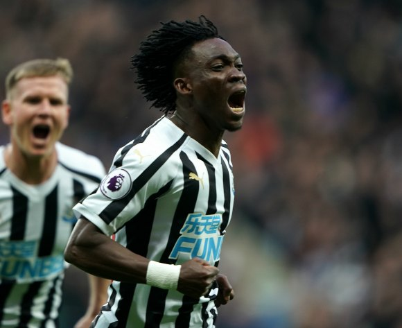 Christian Atsu keen to stay with Newcastle