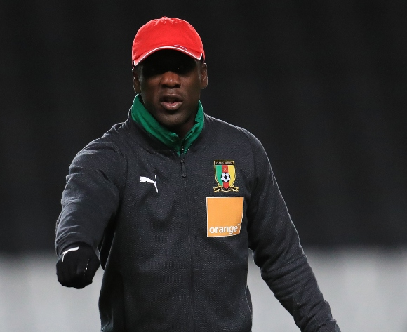 Bonus row has made us stronger – Cameroon coach Clarence Seedorf