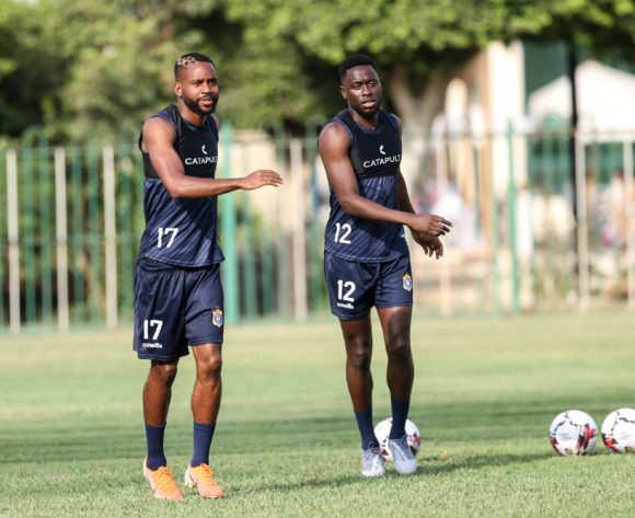 DR Congo Training-Official Training Sessions. AFCON Egypt 2019