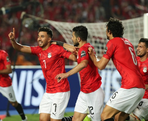 Trezeguet fires Egypt to victory over Zimbabwe