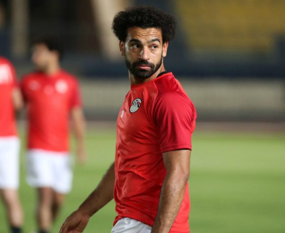 Mohamed Salah of Egypt during the 2019 Africa Cup of Nations Finals Egypt at Cairo Military Academy, Cairo, Egypt on 19 June 2019 ©Samuel Shivambu/BackpagePix