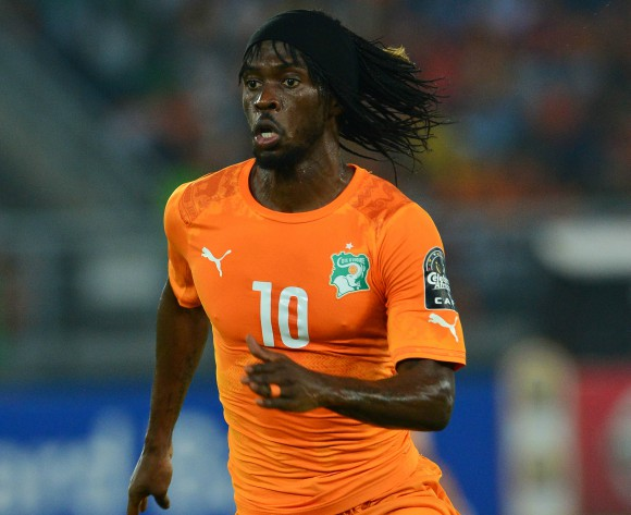 Bony makes AFCON squad, Gervinho axed