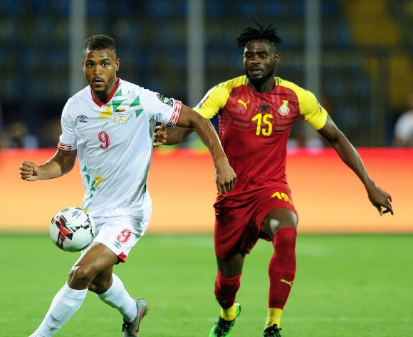 Benin hold mighty Ghana 2-2
