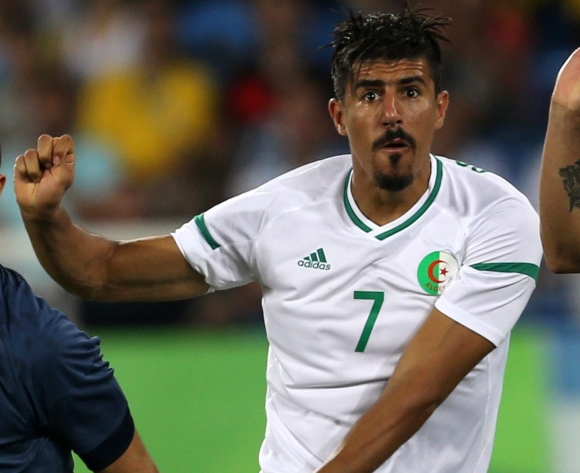 Algeria's Belkebla axed from AFCON squad for bizarre reason
