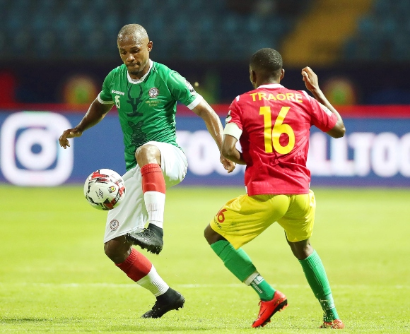 Guinea held 2-2 by Madagascar