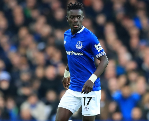 Red Devils chase Senegal's Gueye