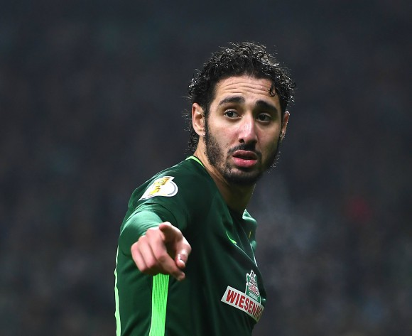 Ishak Belfodil wishes Algeria all the best for AFCON