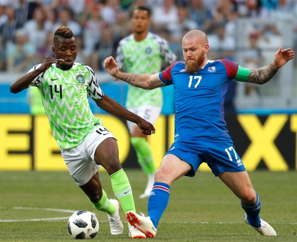 Rohr: Nigeria's Iheanacho lacking confidence ahead of AFCON