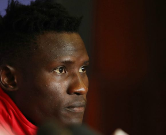 Michael Olunga of Kenya during the 2019 Africa Cup of Nations Finals Kenya press conference at 30 June Stadium, Cairo, Egypt on 26 June 2019 ©Samuel Shivambu/BackpagePix