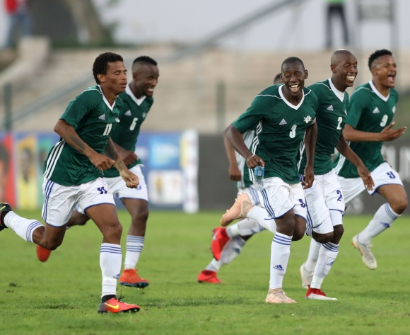 Lesotho defeat Uganda on penalties