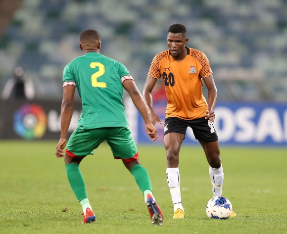 Zambia beat Zimbabwe on penalties