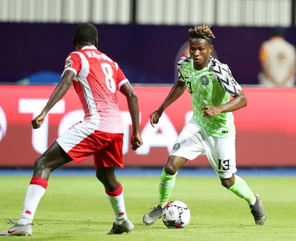 Super Eagles take aim at Guinea