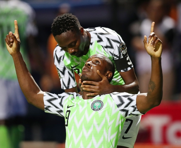 Odion Ighalo spares Nigeria's blushes
