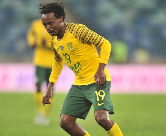 Stuart Baxter impressed with Percy Tau's attitude