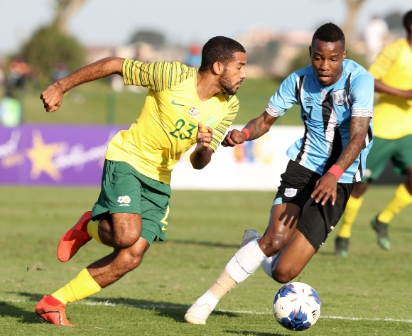 Bafana Bafana clinch the Plate