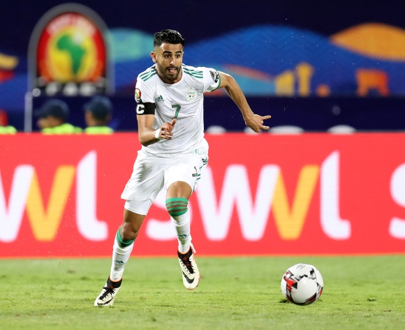 'We can't put all the pressure on Riyad Mahrez' – Djamel Belmadi