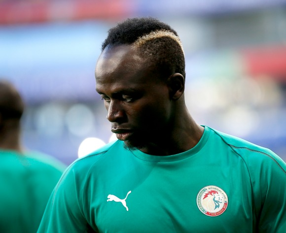 Sadio Mane to miss Senegal's AFCON opener