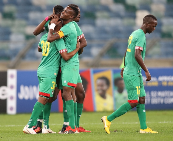 Zimbabwe defeat Lesotho to finish third