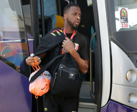 Mali players arrives during the 2019 Africa Cup of Nations Finals match between Tunisia and Mali at Suez Stadium, Suez, Egypt on 28 June 2019 ©Samuel Shivambu/BackpagePix