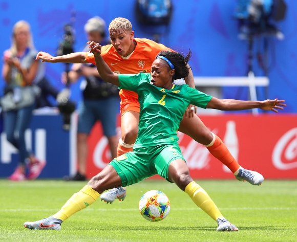 WATCH: Cameroon crash and burn against the Netherlands