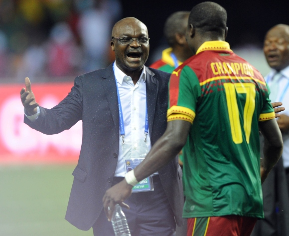 Roger Milla backs Cameroon for AFCON success