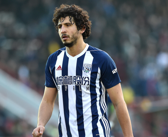 Egypt's Hegazi begins rehabilitation