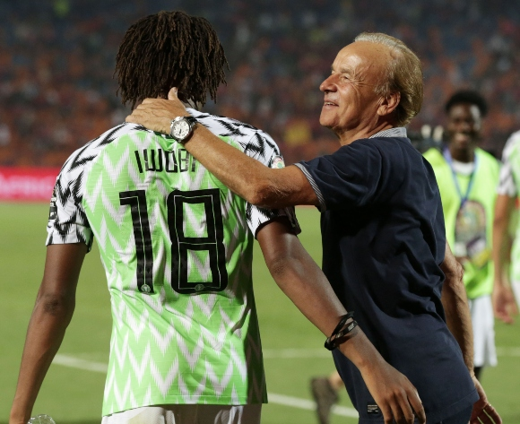 Nigeria's Gernot Rohr wary of Algerian threat