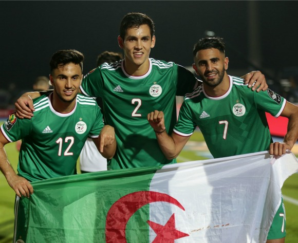 Algeria beat Ivory Coast on penalties in Afcon thriller