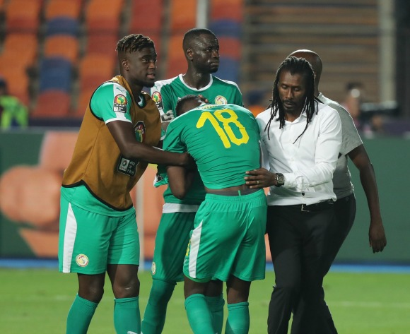 Aliou Cisse proud of Senegal despite AFCON final defeat