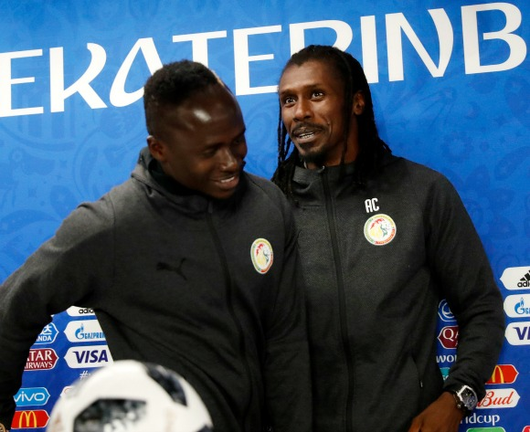 Cisse: Senegal's Mane should not think about winning Ballon d'Or