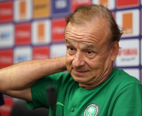 We'll have to solve our scoring problems – Gernot Rohr