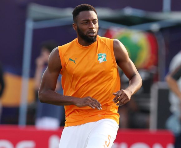 Wilfried Kanon of Ivory Coast during the 2019 Africa Cup of Nations match between Namibia and Ivory Coast at the 30 June Stadium, Cairo on the 01 July 2019 ©Muzi Ntombela/BackpagePix
