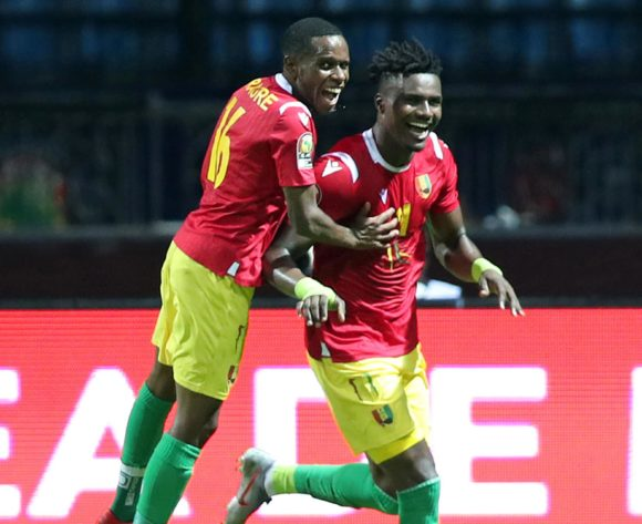 Guinea's Traore: Algeria were simply better than us