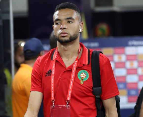 Morocco players arrivals during the 2019 Africa Cup of Nations Finals South Africa and Morocco at Al Salam Stadium, Cairo, Egypt on 01 July 2019 ©Samuel Shivambu/BackpagePix