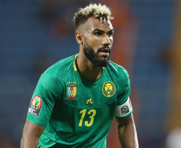 Pierre Kunde Malong of Cameroon during the 2019 Africa Cup of Nations match between Benin and Cameroon at the Ismailia Stadium, Ismailia on the 02 July 2019 ©Muzi Ntombela/BackpagePix