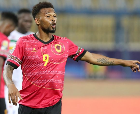 Alfredo Ribeiro Fredy of Angola during the 2019 Africa Cup of Nations match between Angola and Mali at the Ismailia Stadium, Ismailia on the 02 July 2019 ©Muzi Ntombela/BackpagePix