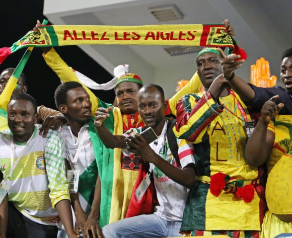 Mali fans during the 2019 Africa Cup of Nations match between Angola and Mali at the Ismailia Stadium, Ismailia on the 02 July 2019 ©Muzi Ntombela/BackpagePix