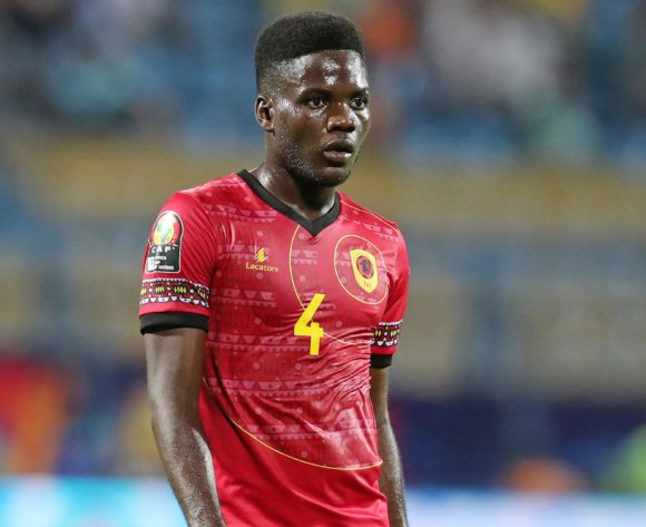 Manuel Cafumana Show of Angola during the 2019 Africa Cup of Nations match between Angola and Mali at the Ismailia Stadium, Ismailia on the 02 July 2019 ©Muzi Ntombela/BackpagePix